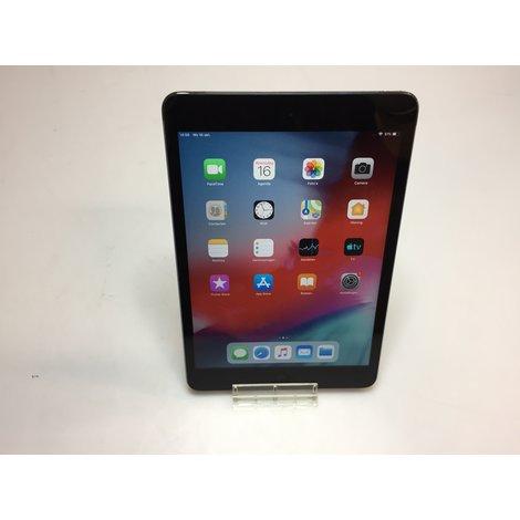 Apple iPad Mini 2 Retina 64GB Wifi 4G Space Gray | Met garantie