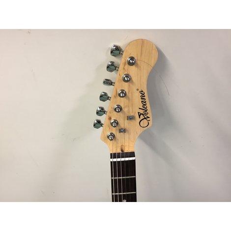 Volcano Elektrische gitaar    Met garantie