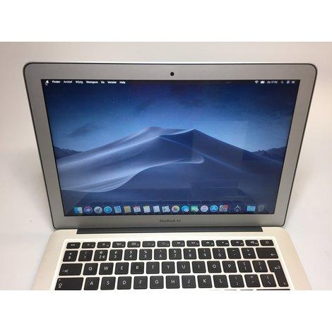 Apple Macbook Air 13 Inch 2017 | Accu cycli: 108 | Intel 2.2GHz | 8GB RAM | 128GB SSD | MacOS 10.14.6 Mojave |