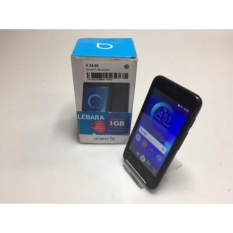 Alcatel E1    Met doos    Met garantie