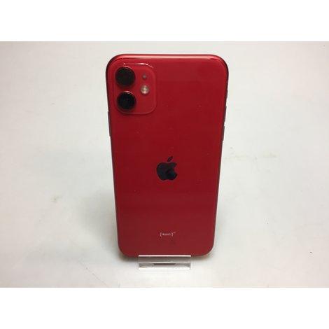 iPhone 11 256GB Red Rood   NIEUW staat   Garantie tot 14-10-2020