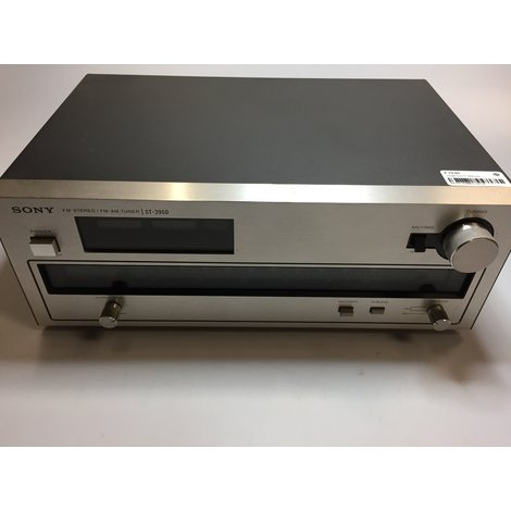 Vintage Sony ST-3950 tuner || Met garantie