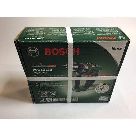 Bosch PSB 18 LI 2 | Nieuw in doos | Met garantie