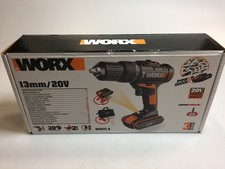 Worx WX371.3 Boormachine | NIEUW in doos | Met garantie
