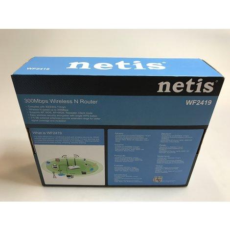 Netis WF2419 router | Nieuw in doos |