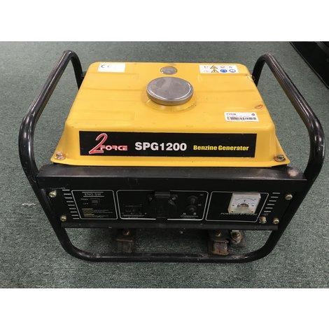 2Force Generator GE 3500NL | Met garantie