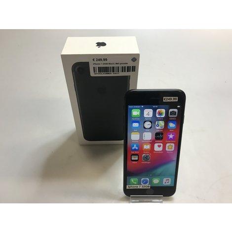 iPhone 7 32GB | Zwart/Black | Met doos | Met garantie