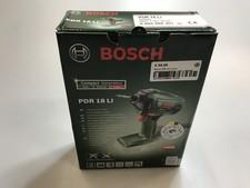 Bosch PDR 18 LI Accu slagschroevendraaier - 18 V - baretool    Nieuw in doos    Met garantie