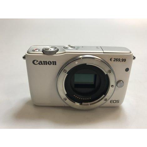 Canon Eos M10 + 22mm lens || Compleet || Met garantie