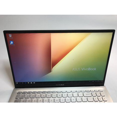 Asus VivoBook S512F | Intel 2.0GHz | NVidia GeForce MX250 | 8GB RAM | 256GB SSD | Win10 Home 64-Bit | Met garantie