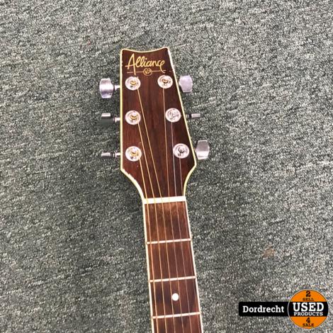 Alliance vp-05d-bmams Western gitaar || Met garantie