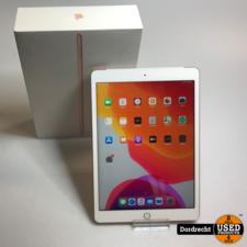 Apple iPad (2019) - 10.2 inch - Wifi + Cellular (4G) - 32GB - Roze Gold || Met doos || Met garantie