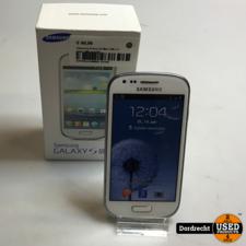 Samsung Galaxy S3 Mini | Wit | In doos | Met garantie