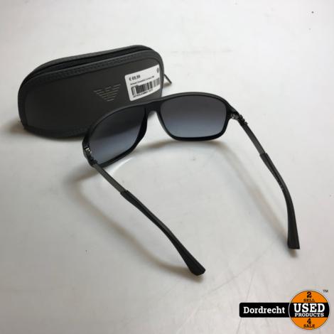 Armani Zonnebril | Zwart | Met hoes