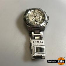 Seiko Premier Heren Horloge Staal | Met garantie