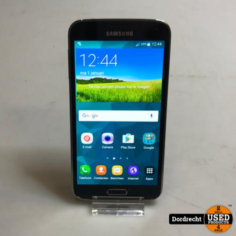 Samsung S5 16GB || Ingebrand scherm || Met garantie