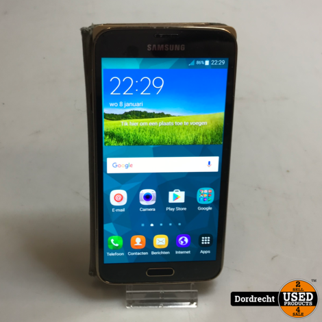 Samsung Galaxy S5 16GB | Met hoes | Met garantie