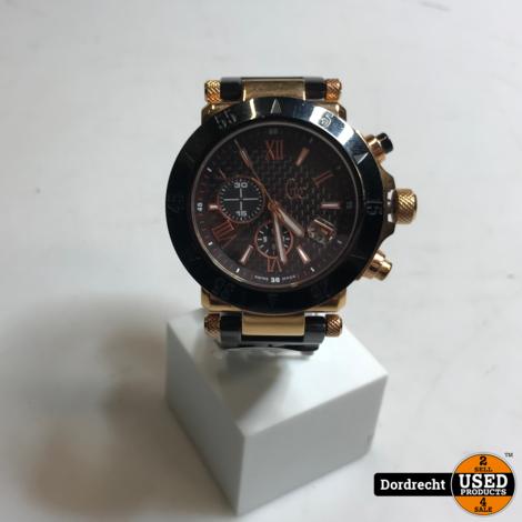 Guess Heren Horloge | Zwart | Met garantie