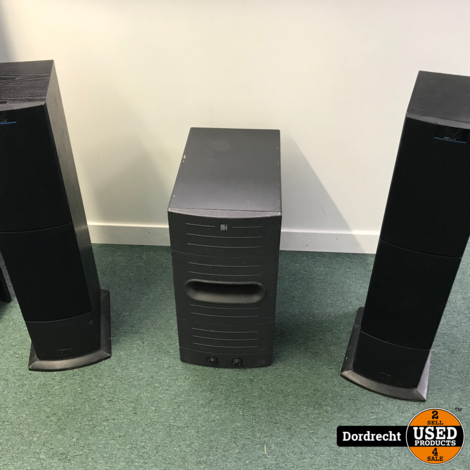 Kef Speakerset Torens met Bass box | Met garantie