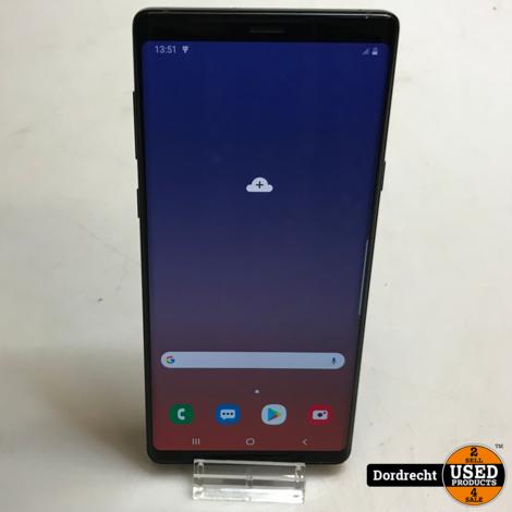 Samsung Galaxy Note 9 128GB | Zwart | Met garantie