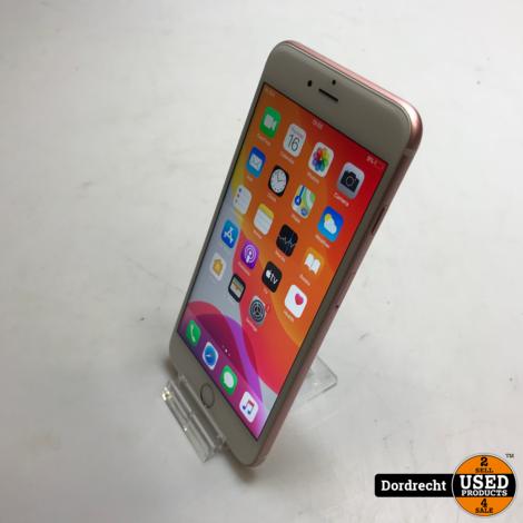 iPhone 6S Plus 64GB | Roze Gold | Met garantie