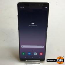 Samsung Galaxy Note 8 64GB   Zwart   Met garantie