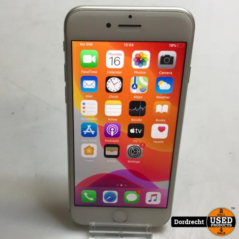 iPhone 8 64GB | Zilver / Wit  | Met garantie