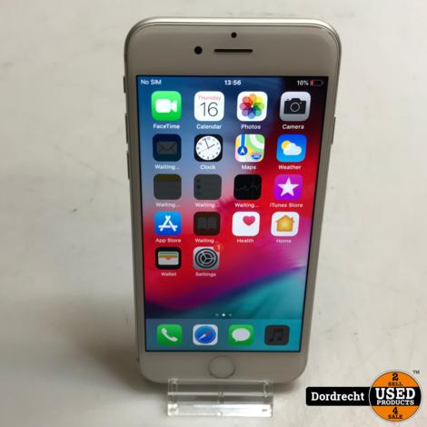iPhone 7 32GB   Zilver / Wit   Met garantie