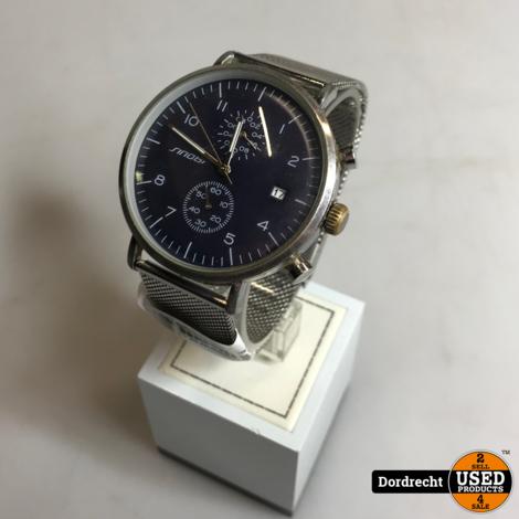 Sinoby Dames horloge staal | Met garantie