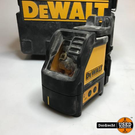 Dewalt DW088CG Bouwlaser Afstandlaser | Met koffer | Met garantie