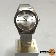 Pulsar Stalen Heren Horloge met stalen band | Met garantie