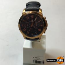 Fossil Heren Horloge   Met garantie