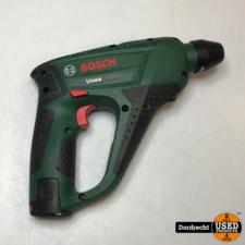 Bosch Uneo 10.8V met accu en lader   Met garantie