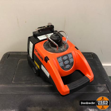 agatec dml 300 laser / bouwlaser / rotatielaser automatisch | Compleet in koffer | Met garantie