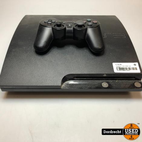 PlayStation 3 Slim 320GB | Met controller | Met garantie