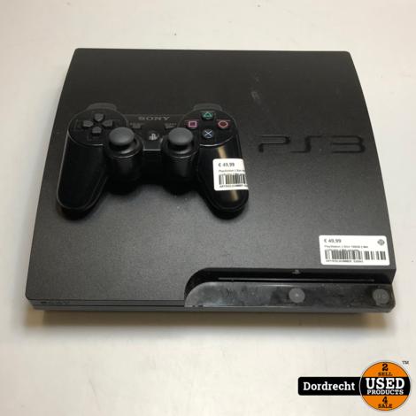 PlayStation 3 Slim 160GB || Met  controller || Met garantie