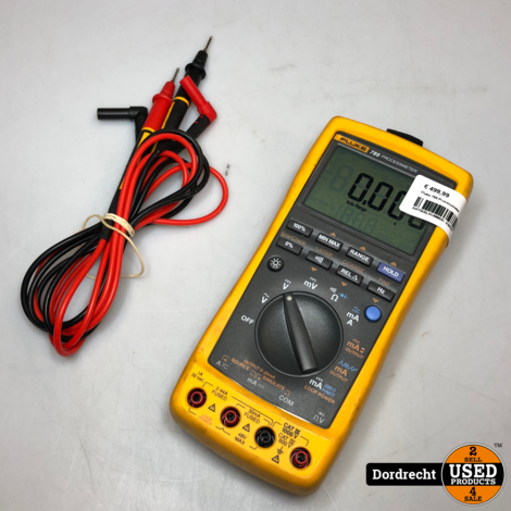 Fluke 789 Processmeter Multimeter | Met garantie