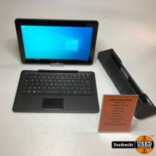 Fujitsu Stylistic R726 | Met Dock | Intel 2.5GHz | 8GB RAM | 256GB SSD | Win10 Pro 64-Bits | Met garantie