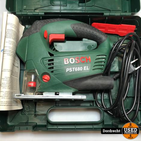 Bosch PST 680 Decoupeerzaag | In koffer | Met garantie