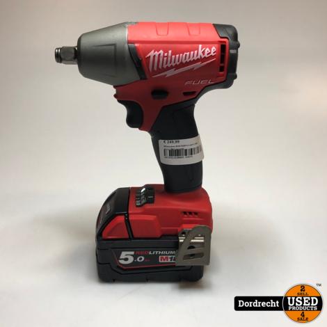 Milwaukee M18 FIWF12 Schroftol 5.0Ah | Met garantie