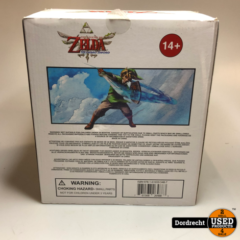 First4Figures Zelda Skyward Sword Link Statue | Nieuw in doos | Met garantie