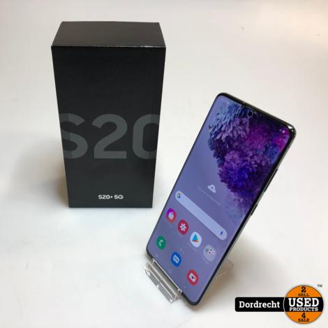 Samsung Galaxy S20 Plus 5G 128GB Cosmic Gray | Nieuwstaat | Met garantie
