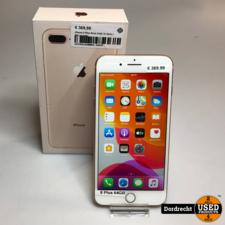 iPhone 8 Plus Roze Gold | In doos | Met garantie
