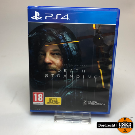 PS4 Game Playstation 4 Death Stranding | Met garantie