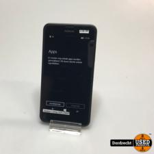 Nokia Lumia 635 Zwart Telefoon || Met garantie ||