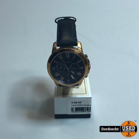 Fossil FS4835 horloge || Met garantie