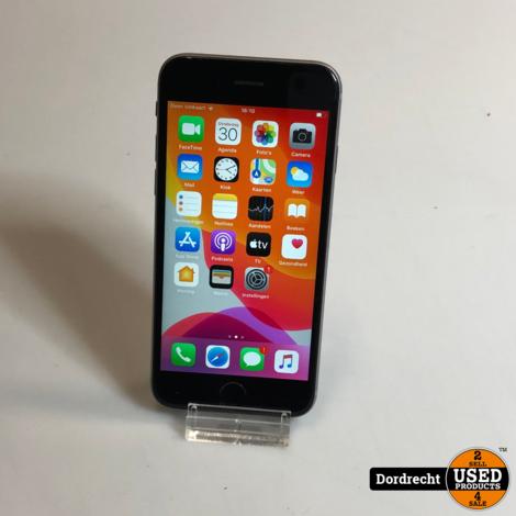 iPhone 6S 64GB Space Gray | Met garantie