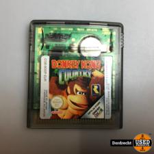 Nintendo GameBoy spel || Donkey Kong Country