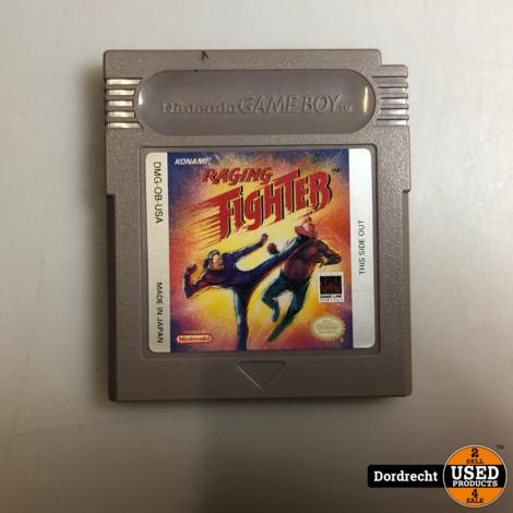 Nintendo GameBoy spel | Raging Fighter
