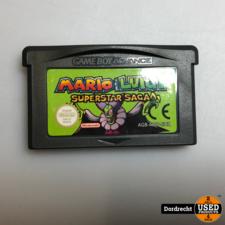 Nintendo GameBoy Advance spel || Mario e Luigi, Superstar saga